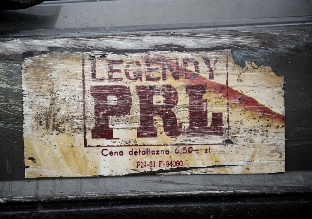 Legendy PRL-u - seria 14